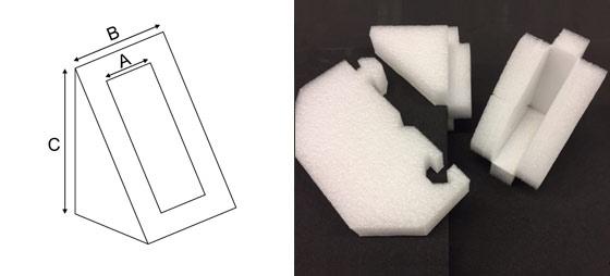 FC7 Foam Corner
