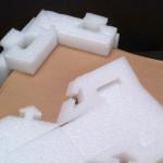 U Shape Foam Corner