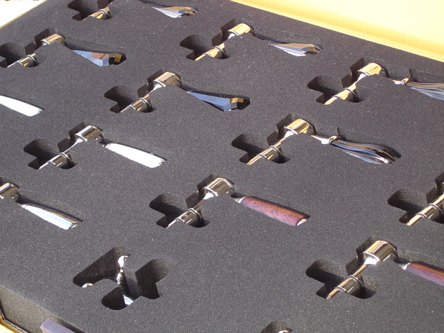 tool control inserts | foam packaging solutions from styrotech