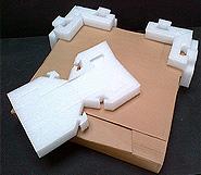 Stratocell Foam Corner Protectors